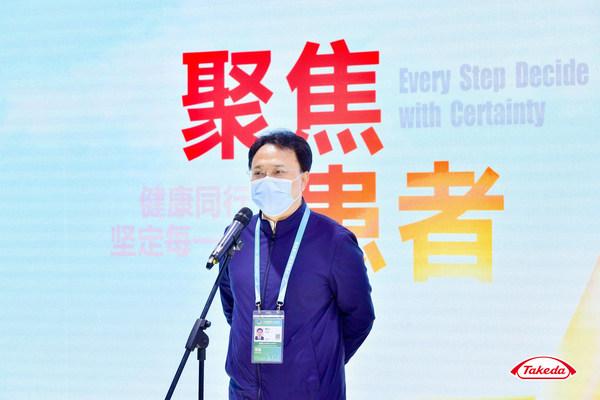 中国红十字基金会理事长郭长江先生