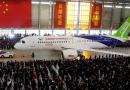 中国自主研发C919大型客机挑战波音空客垄断地位