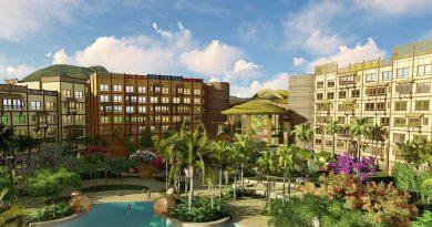 香港迪士尼乐园度假区第三间酒店将于4月30日投入运营