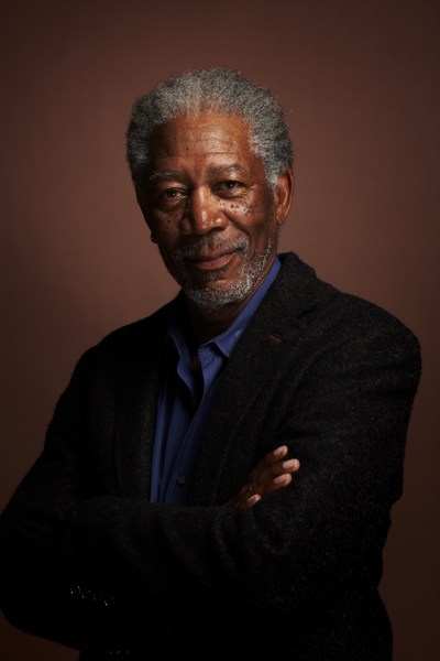 Oscar-winning actor, humanitarian and activist, Morgan Freeman, keynote speaker at the World Innovation Summit for Health